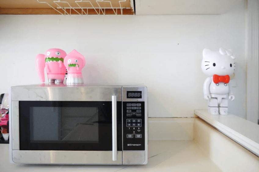 Microwave Work